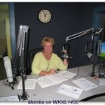 On the Radio…In The House- WKXL 1450