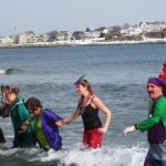 12th annual Penguin Plunge ~ Hampton Beach NH 2011