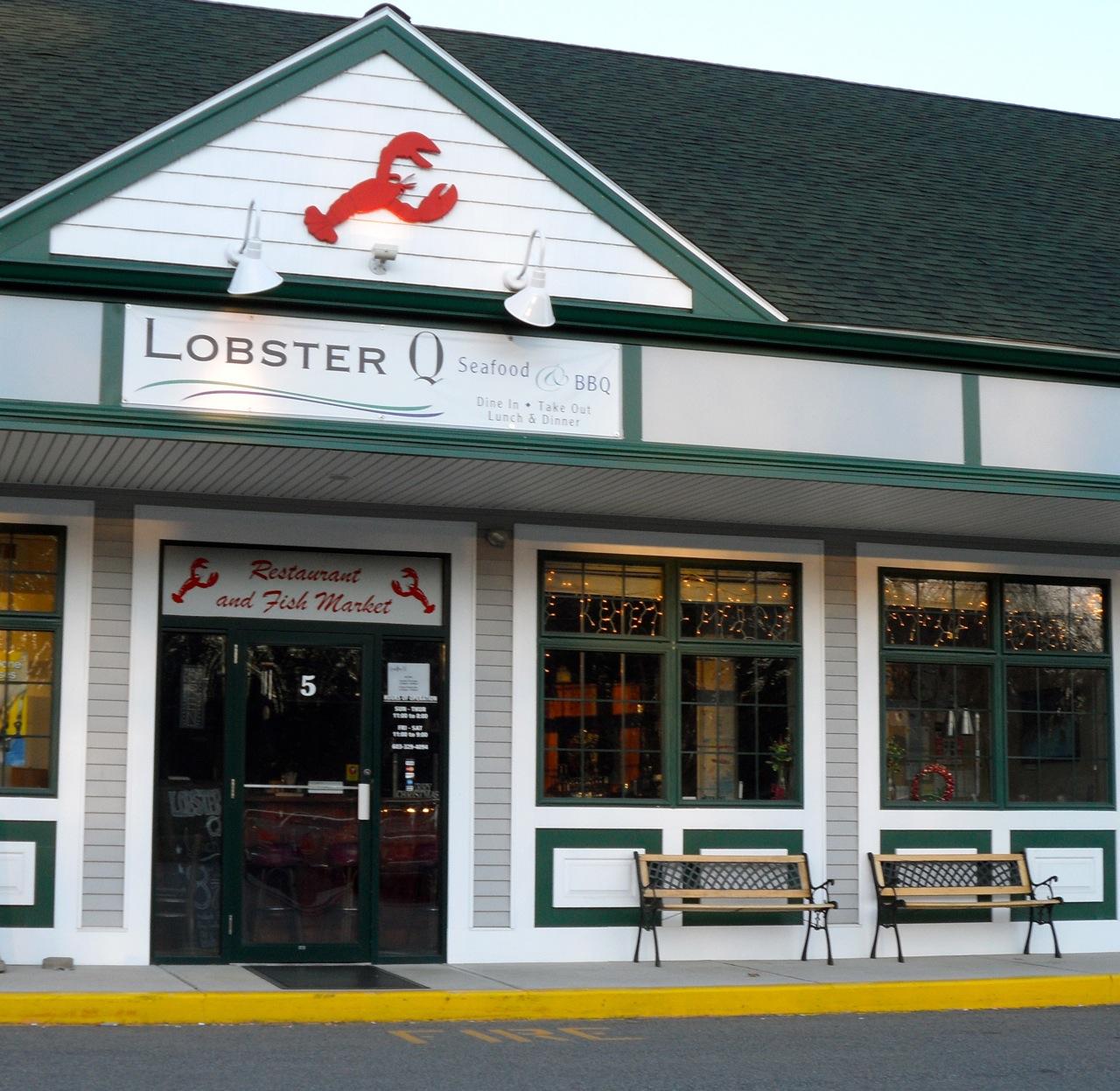 Lobster Q Seafood & BBQ Hampstead NH - NH Real Estate Blog