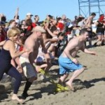 Penguin Plunge Hampton Beach NH 2012 Videos
