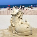 Hampton Beach NH Sand Sculpture Competition 2012