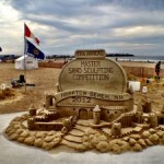 Hampton Beach Master Sand Sculpture Competition 2012