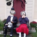 Chester NH Scarecrows 2012