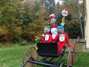Scarecrows of Chester NH