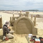 2013 Hampton Beach Sand Sculpting