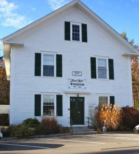 Windham town hall