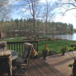 Swains Lake Waterfront Dream Home