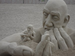 2013 Hampton Beach Sand Sculpture