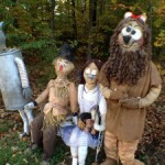 Chester NH 2014 Scarecrows