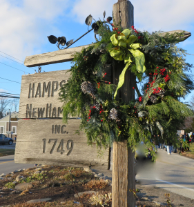Hampstead NH Christmas Parade 2014