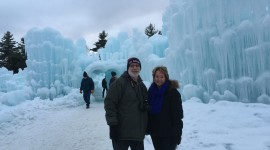 Ice Castle 2016 Lincoln NH
